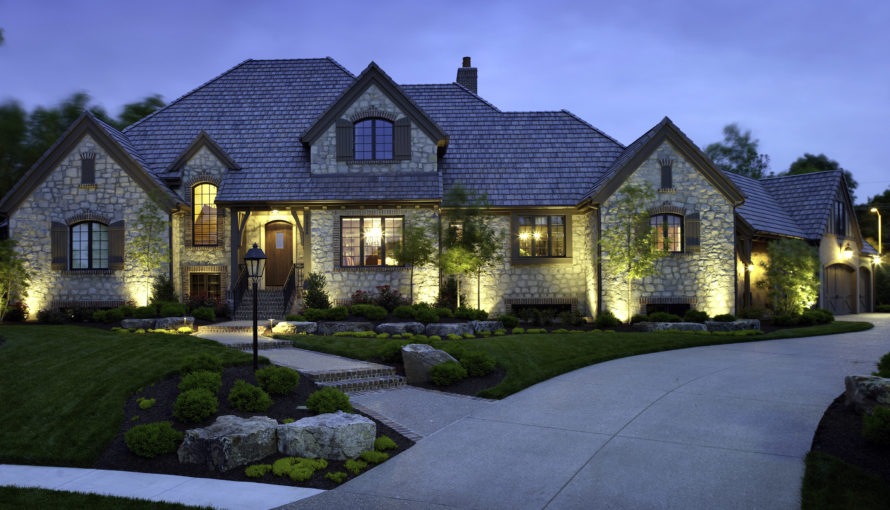 Night Lighting, Landscape Lighting, Low Voltage Lighting