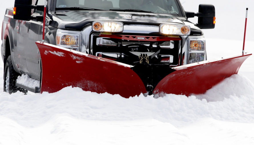Snow Plowing & Salting Services in Rockford, Illinois